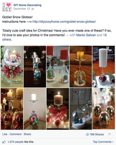 DIY-Home-Decorating-Facebook-Tutorial-Example